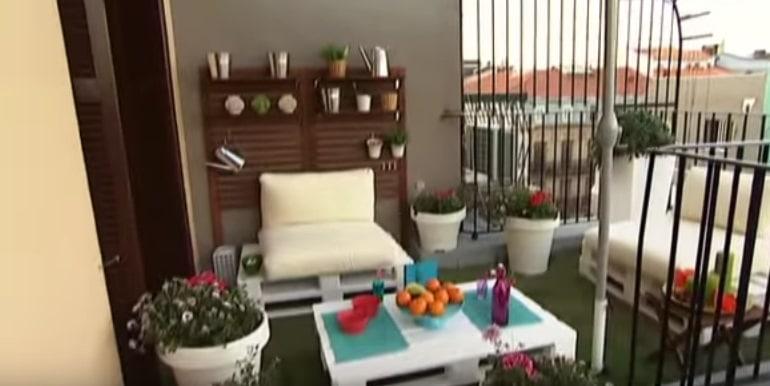 idea de balcón