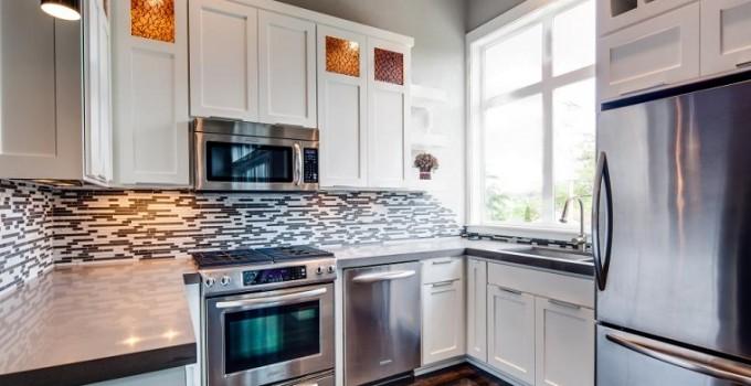 Ideas para cocinas for Cocinas pequenas y practicas