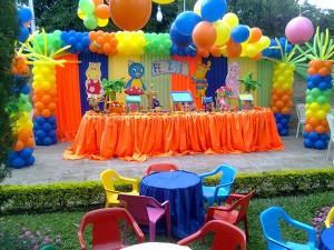 Ideas cumpleaños infantiles 2