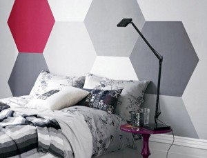 Decorar pared de dormitorio