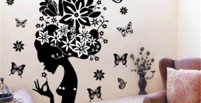 decorar paredes altas